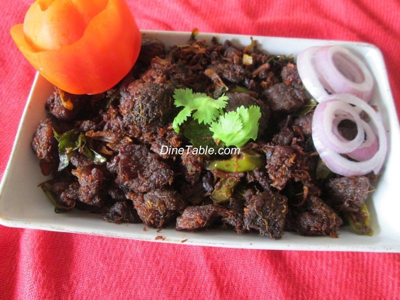 Nadan Thattukada Beef Fry Recipe Kerala Beef Fry Recipe
