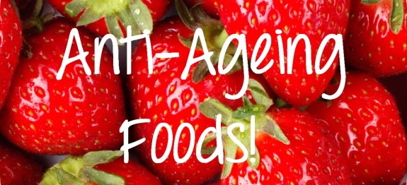 5 ANTI-AGING SUPER FOOD