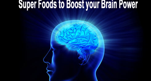 Improve your memory with super foods