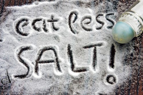 Reduce salt for Lowering Your Blood Pressure