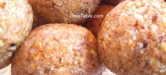 Cashewnut Balls Recipe