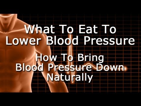 Top 7 Natural Remedies To Lower Blood Pressure Naturally