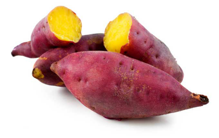 Sweet Potato - Foods Packed With Potassium for Lowering Your Blood Pressure