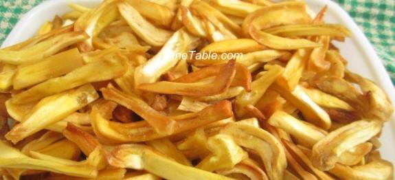 Chakka Varuthathu / Jackfruit Chips/ ചക്ക വറുത്തത്