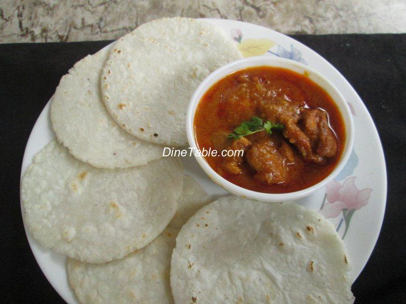 Kai Pathiri Recipe Malabar കൈ പത്തിരി Ramadan Recipe