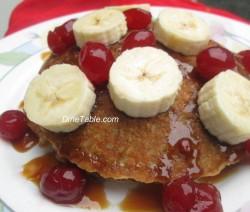Oatmeal Pancake Recipe - Oats Dosa