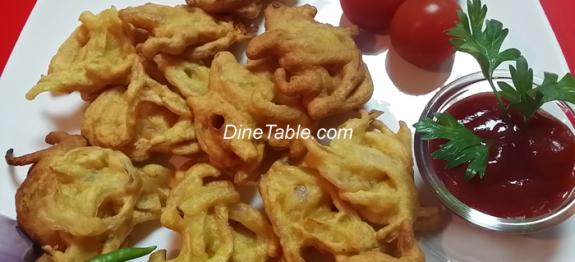 Savala Vada സവാള വട - Onion Vada  ഉള്ളി വട - Ulli Bajji സവാള ബജി