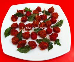 Chicken Franks 65 / Chicken Sausage 65 Recipe