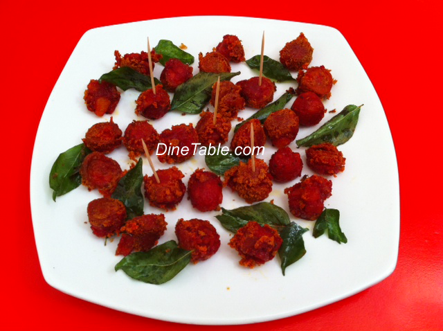 Recipes with photos indian kerala food cooking tipes chicken franks 65 chicken sausage 65 forumfinder Images