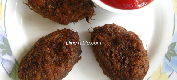 Mutton Cutlet Recipe