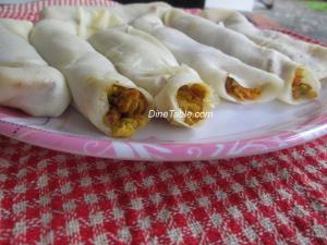 Omana Pathiri - ഓമന പത്തിരി - Malabar Nombu Recipes