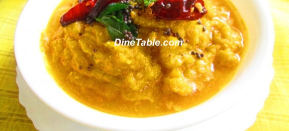 Mathanga Erissery Vegetarian Recipe