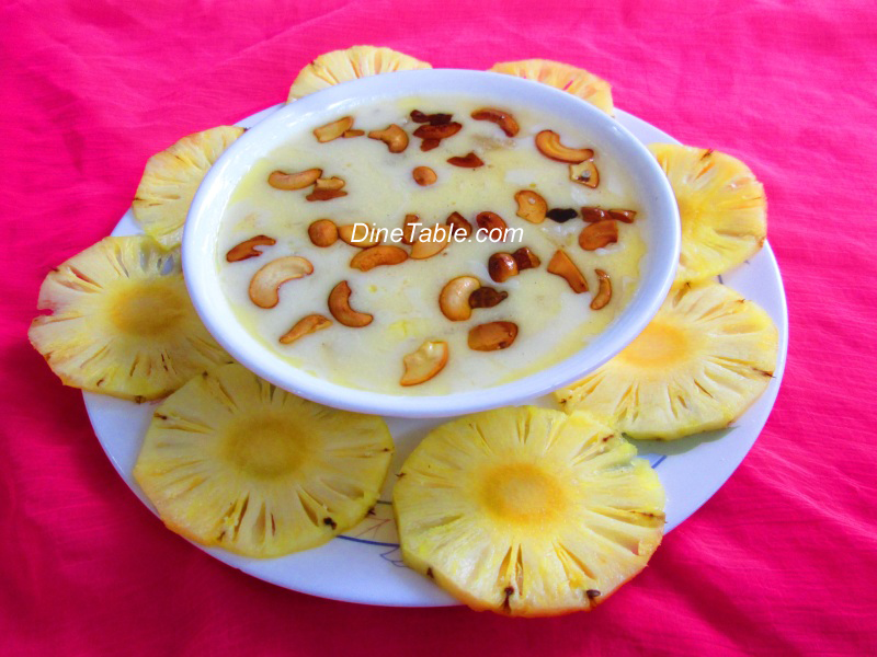 Recipes and pachakam in malayalam pineapple payasam forumfinder Image collections