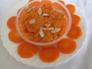 Carrot Halwa Sweet Recipe