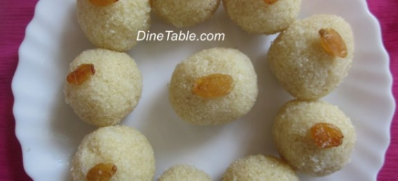 Rava ladoo recipe | Diwali sweets laddu recipe