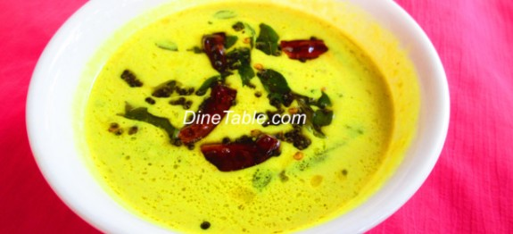 Vendakka Paal Curry Recipe or Lady Finger Recipe