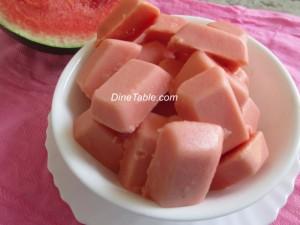 Watermelon SorbatRecipe