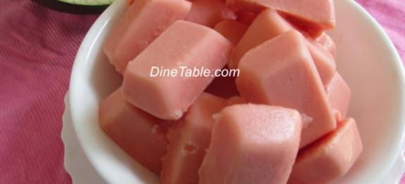 Watermelon Sorbat Recipe
