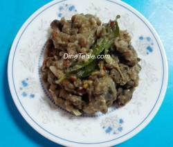 Muthira thoran recipe | Muthira mezhukkupuratti recipe
