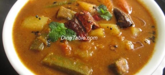 Palakkadan Sambar recipe | പാലക്കാടൻ സാമ്പാർ recipe
