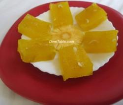 Pineapple halwa recipe | പൈനാപ്പിൾ ഹൽവ recipe