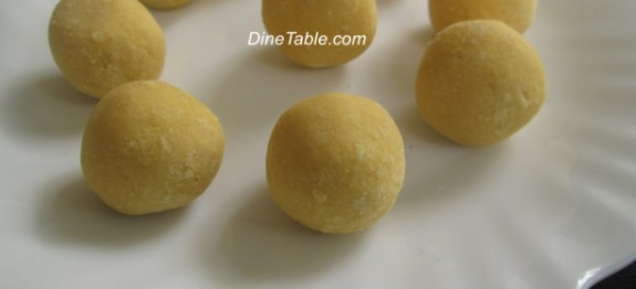 Besan ladoo recipe | Indian sweets recipe