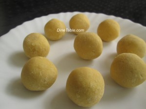 Besan ladoo recipe   Indian sweets recipe
