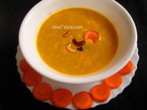 Carrot payasam recipe | Kerala payasam recipe