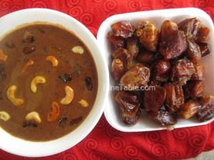 Dates payasam recipe | Eenthappazham payasam recipe