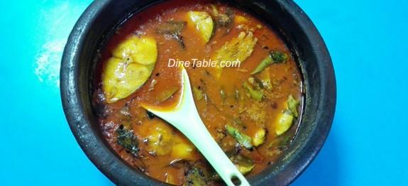Kerala fish curry recipe | Neymeen curry |നെയ്മീൻ കറി recipe