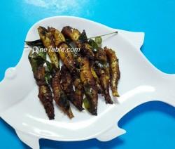 Kerala Fish fry recipe |Netholi meen varuthathu |Anchovies fry recipe