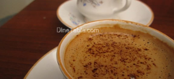Indian Espresso Coffee