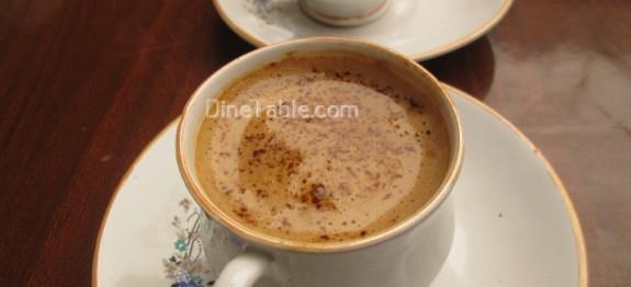 Indian espresso coffee recipe   Easy espresso coffee recipe