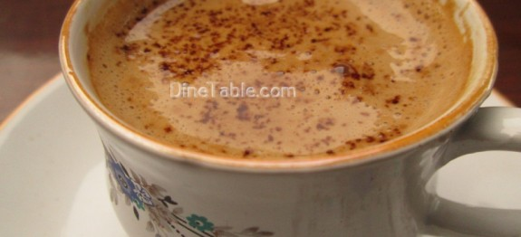 Indian espresso coffee recipe | Easy espresso coffee recipe
