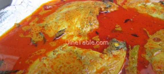 Karimeen curry recipe | Kerala fish curry recipe | കരിമീൻ കറി