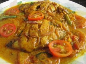 Kerala fish curry | Karimeen Mappas recipe | Karimeen curry | കരിമീൻ കറി
