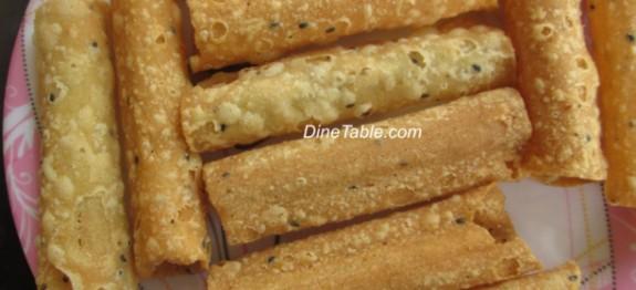 Kuzhalappam recipe | കുഴലപ്പം recipe