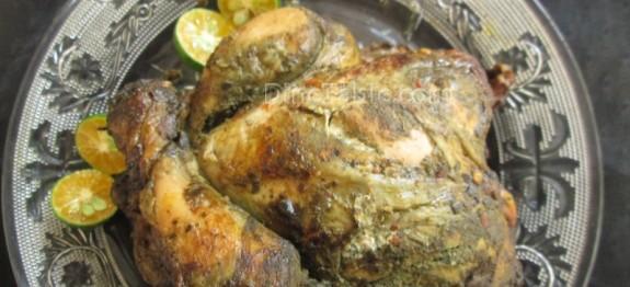 Spicy Grilled Chicken