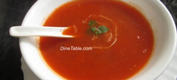 Tomato Soup recipe | തക്കാളി സൂപ്പ് recipe