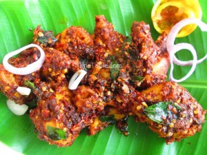 Chicken kondattam recipe | Quick and easy chicken recipe