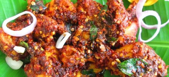 Chicken Kondattam