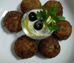 Falafel recipe | Simple and easy snack recipe