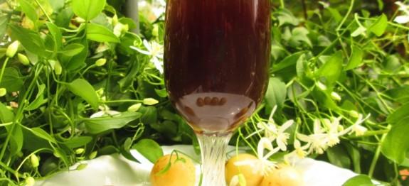 Gooseberry Special Wine