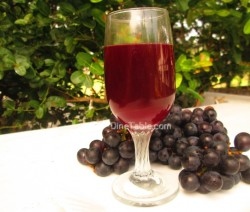 Grape wine recipe | Christmas wine recipe