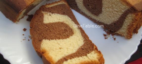 Marble cake recipe | Easy cake recipe | Christmas special recipe