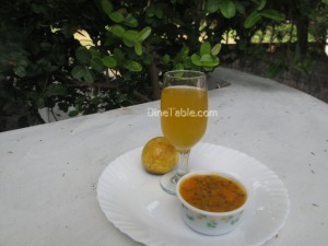 Passion fruit wine | Christmas special recipe