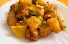 Pineapple chicken recipe | Easy chicken recipe