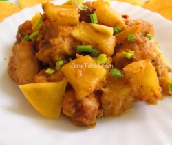 Pineapple chicken recipe | Easy chicken recipe