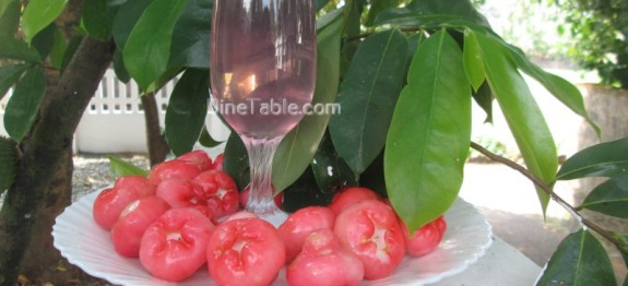 Rose Jambakka Wine
