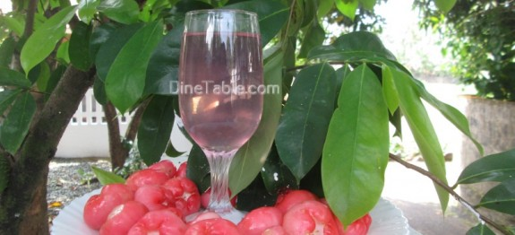 How to make a wine at home   Rose Apple wine recipe   Christmas special recipe